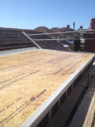Boarding Roof