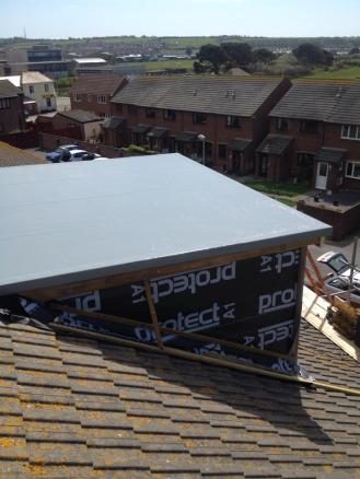 GRP Fibre Glass Loft Conversion