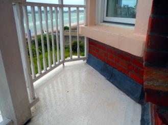 GRP Fibre Glass Balcony Flooring