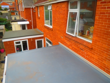 GRP Fibre Glass Extension