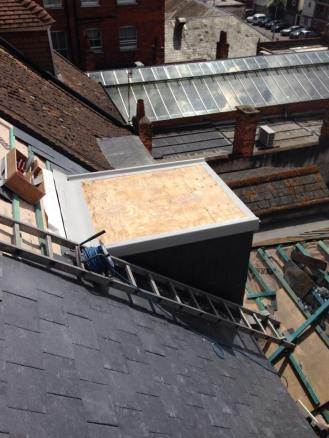 GRP, Fibreglass, SJH, Weymouth, Dorset, Roofer, Roofing, Flat Roof